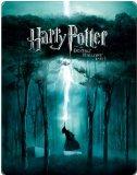 【限定スチールブック仕様】 ハリー・ポッターと死の秘宝 PART1 ブルーレイ版(生フィルム〈5コマ〉とミニクリアファイル付き) [Blu-ray]