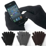 iTouch Gloves アイタッチグローブ ソリッドカラー ブラック M/L
